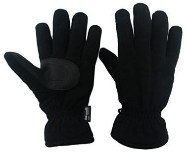 Outray Men's Thinsulate Fleece Gloves