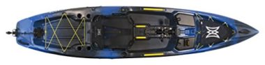 Perception Pescador Pilot Fishing Kayak for Big Guys