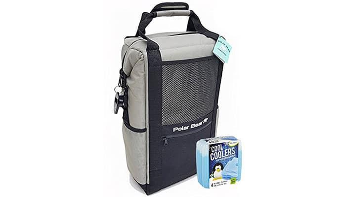Polar Bear Nylon Backpack Cooler Review