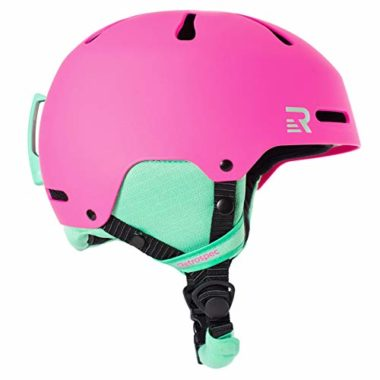 Retrospec Traverse H3 Kids Ski Helmet