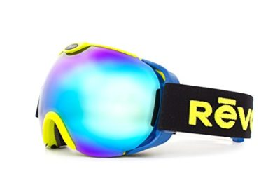 Revo Onix Polarized Photochromic Ski Goggles