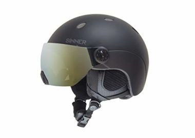 Sinner Ski Helmet With Visors
