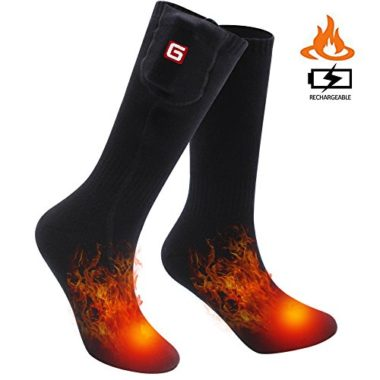 SVPRO Rechargeable Battery Heated Socks