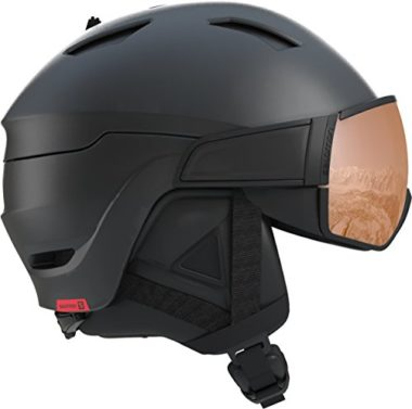 Salomon Driver Ski Helmet With Visors