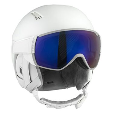 Salomon Mirage Ski Helmet With Visors