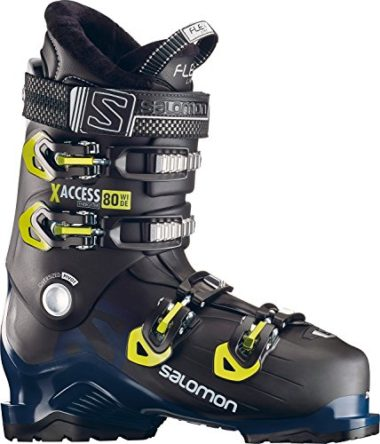 Salomon X Access 80 Ski Boots For Wide Feet