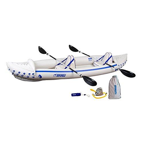 Sea Eagle 370 Inflatable Tandem Kayak
