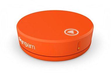 Skyroam Solis WiFi Power Bank & Mobile Hotspot