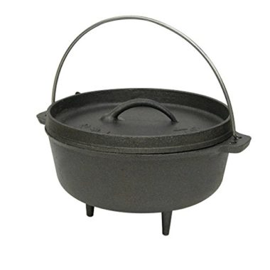 Stansport Dutch Oven For Camping