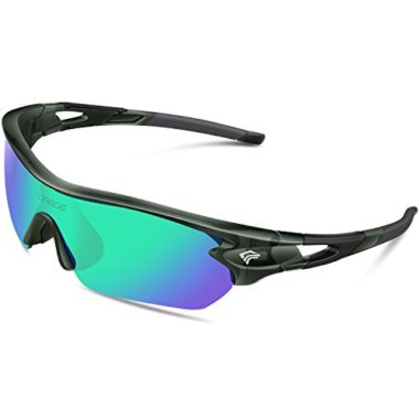 Torege Polarized Sports Sunglasses for Skiing
