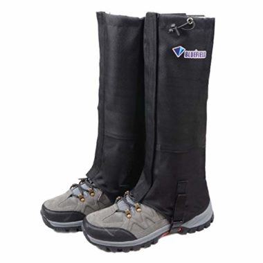 TRIWONDER Waterproof Snow Gaiters