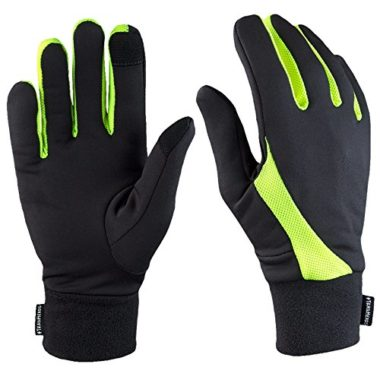 TrailHeads Running Lightweight Touchscreen Gloves