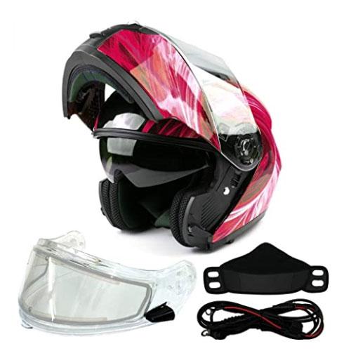 Typhoon Helmets Snowmobile Helmet