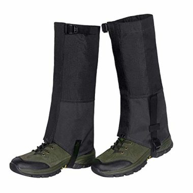 Unigear Waterproof Snow Gaiters