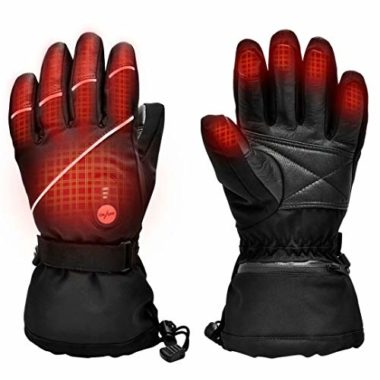 Snow Deer Electric Heated Gloves