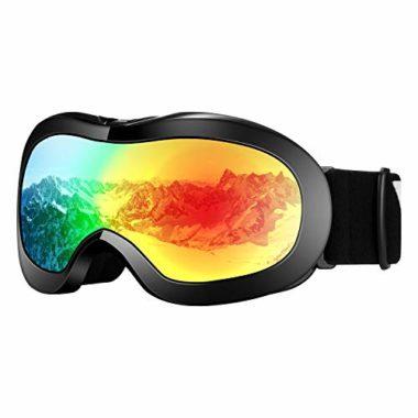VELAZZIO OTG Kids Ski Goggles