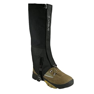 Vinqliq Durable Hiking and Snow Gaiters