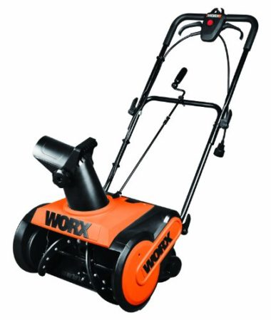 WORX WG650 Electric Snowblower
