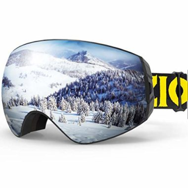 Zionor XA Night Skiing Goggles