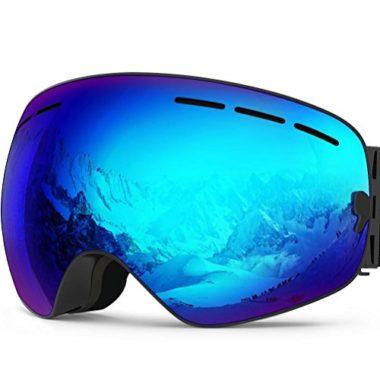 Zionor X OTG Ski Goggles