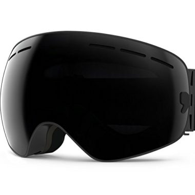 Zionor X Flat Flat-Light Goggles For Skiing
