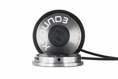 iASUS XSound High Definition Snow Helmet Speakers