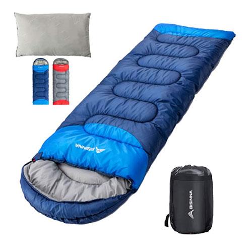 Bisinna Camping Summer Sleeping Bag