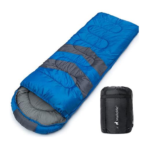 MalloMe Camping Summer Sleeping Bag
