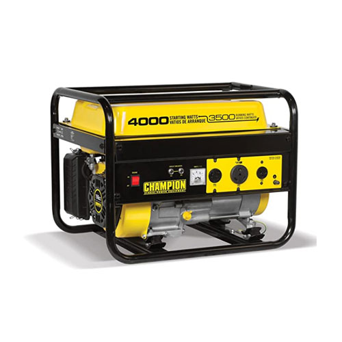 Champion 3500 Ready Portable Generator
