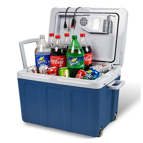 Knox Wheeled Electric Cooler