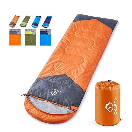 Oaskys Waterproof Summer Sleeping Bag