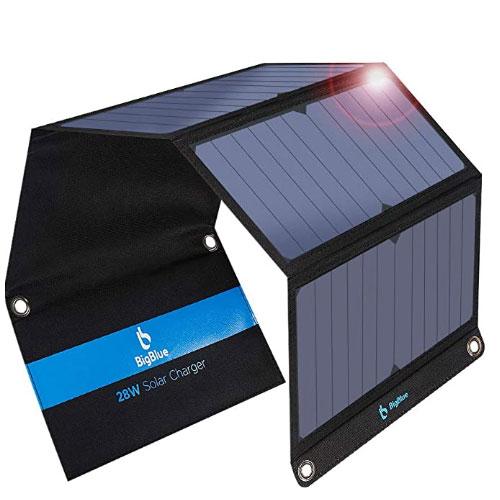 BigBlue Camping Solar Panel