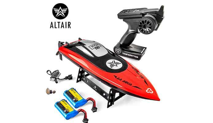 Altair AA Aqua RC Boat Review