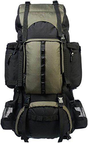 AmazonBasics Internal Frame Budget Hiking Backpack