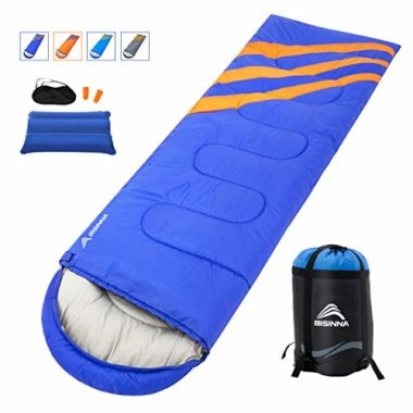Bisinna Camping Summer Sleeping Bag