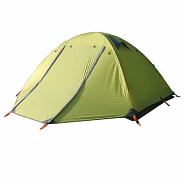 BaiYouDa Two Person Four Season Backpacking Tent