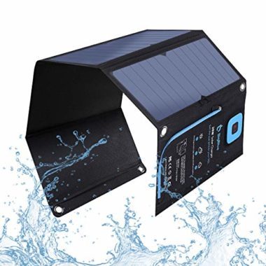 BigBlue Digital Camping Solar Panel