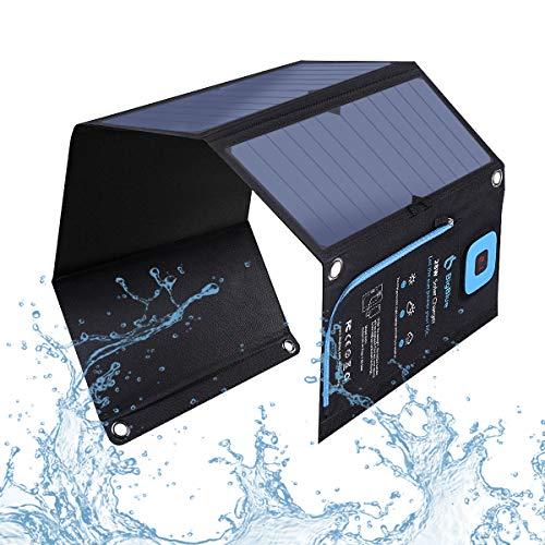 BigBlue Digital Camping Solar Panel
