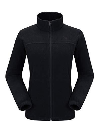 Camel Crown Fleece Jacket For Women
