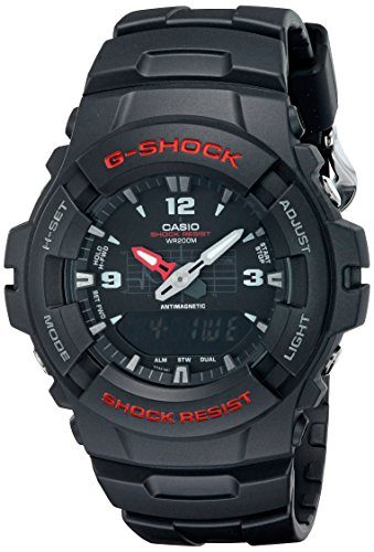 Casio G100-1BV G-shock Watch