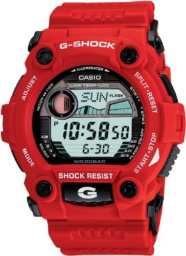 Casio G7900A-4 G-shock Watch