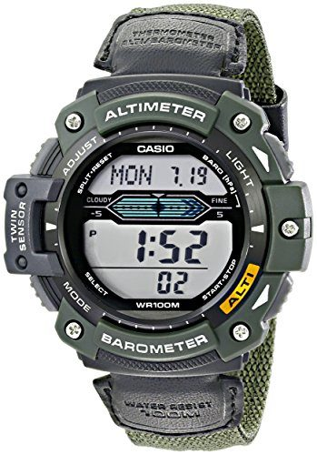 Casio Men's SGW300HB-3AVCF Hiking Watch