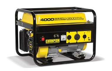 Champion 3500 Ready Portable Generator