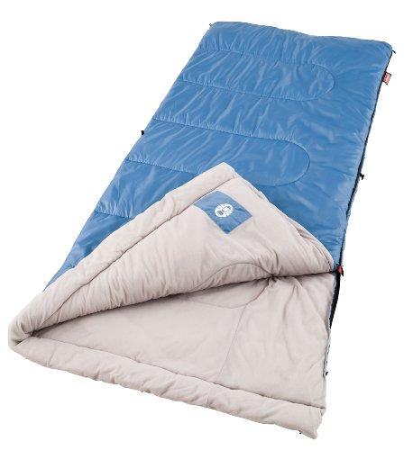 Coleman Sun Ridge Warm Weather Summer Sleeping Bag