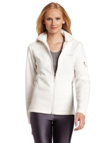 Columbia Fast Trek II Fleece Jacket For Women