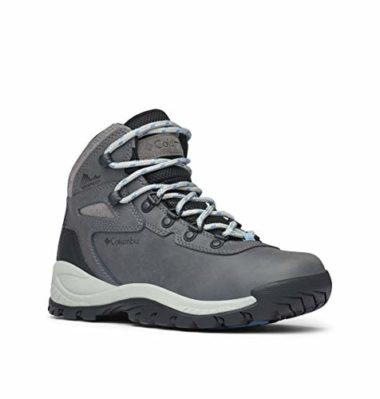 Columbia Women's Newton hiking Boots For Wide Feet