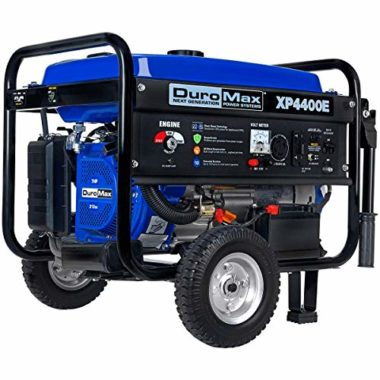 DuroMax 4400 4-Cycle Portable Generator