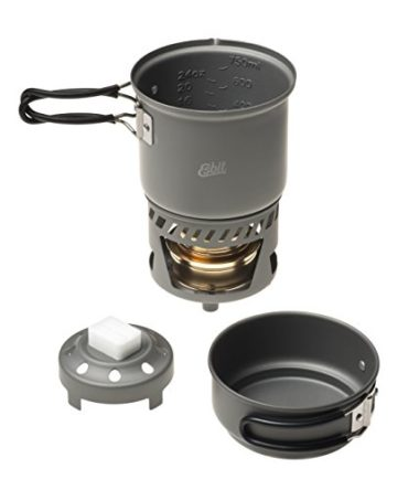Esbit Alcohol Stove For Backpacking
