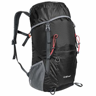 G4Free Lightweight Large Budget Hiking Backpack