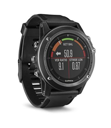 Garmin Fenix 3 HR Sapphire Hiking Watch